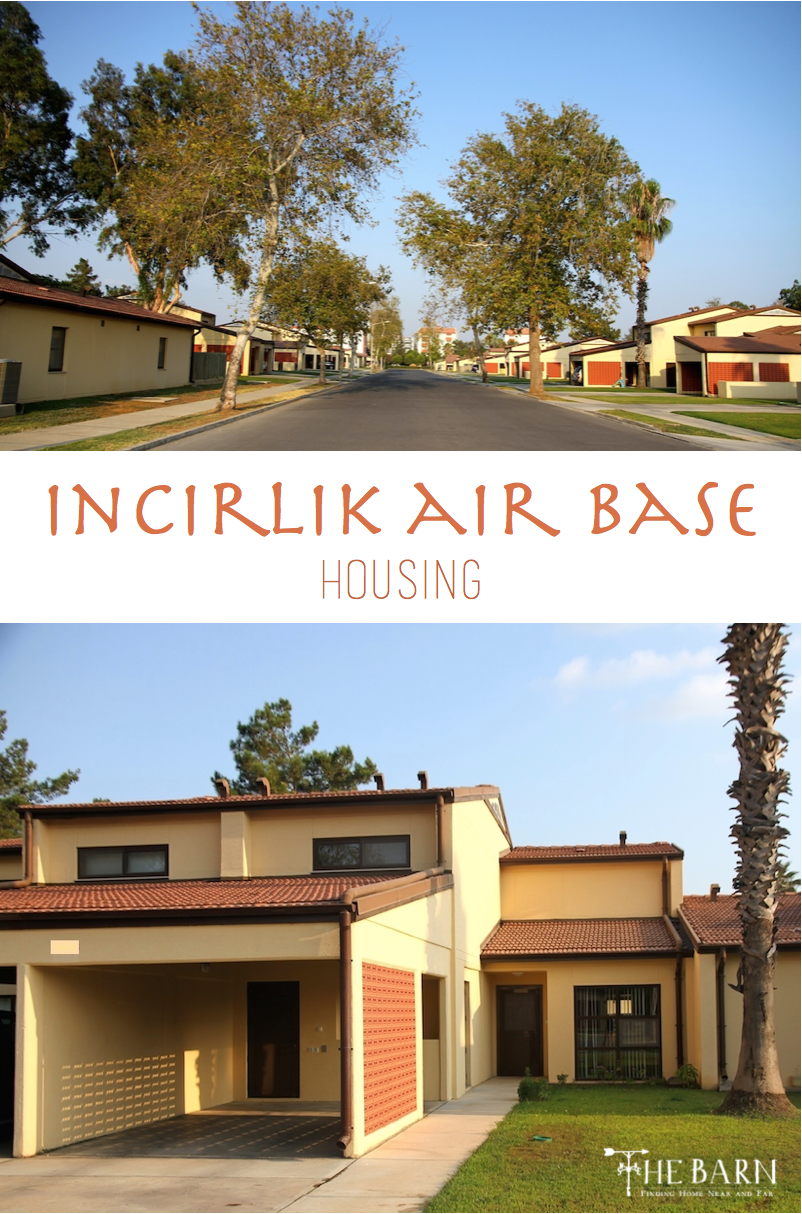 Incirlik Air Base Housing