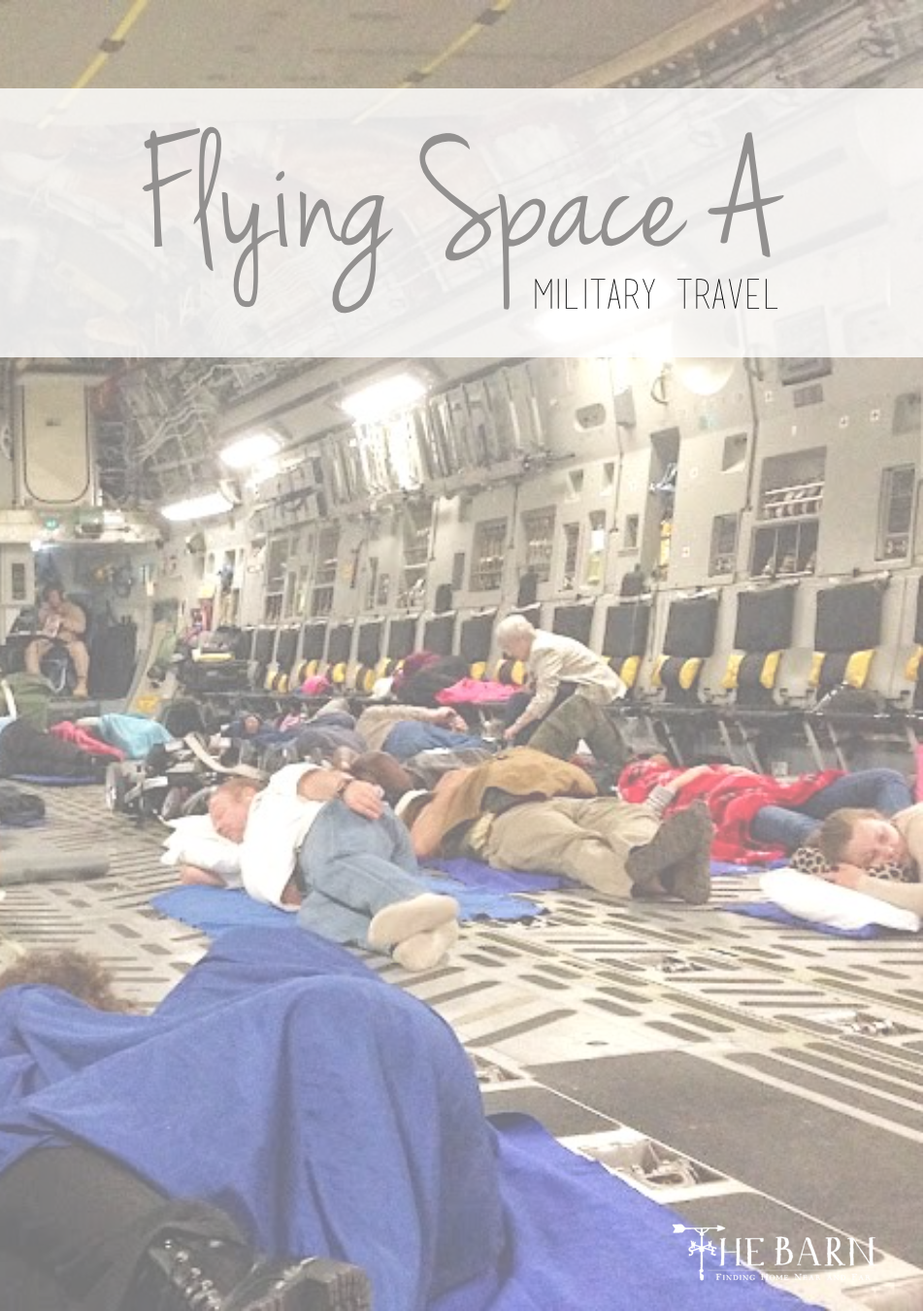 Flying Space A - Military Travel